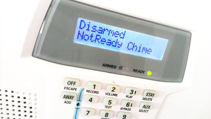 Business Burglar Alarm