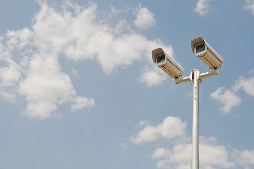 Burglar Camera